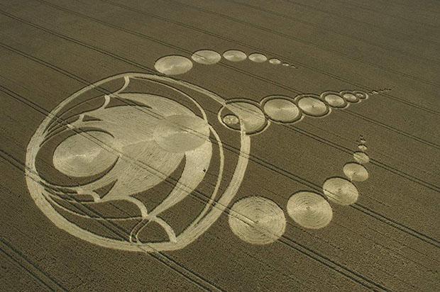 El Misterio de los Crop Circles - Círculos de las Cosechas Mister10
