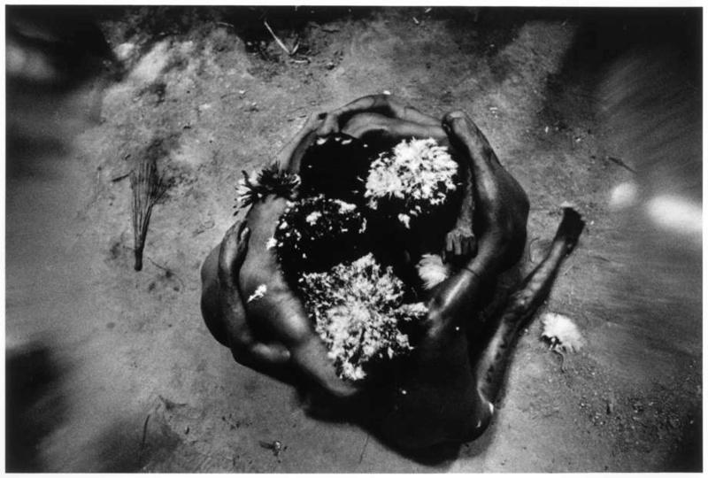 """Yanomami  """"Aprendemos con los grandes espíritus"""" Yanoma11"""
