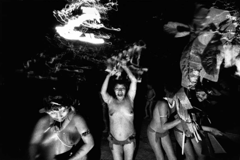 """Yanomami  """"Aprendemos con los grandes espíritus"""" Yanoma12"""