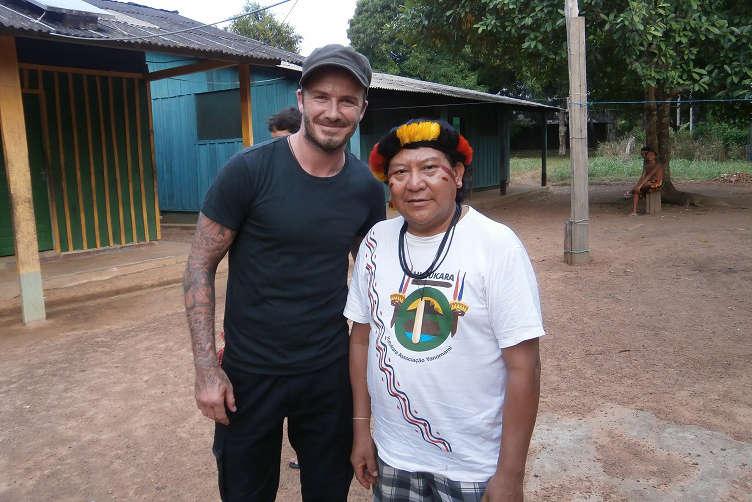 """Yanomami  """"Aprendemos con los grandes espíritus"""" Yanoma14"""