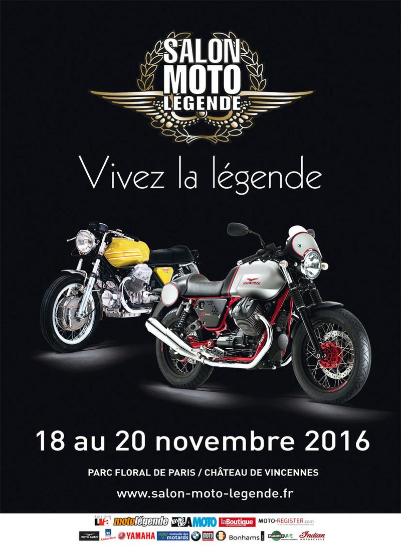 Salon Moto-legende 2016 Affich11