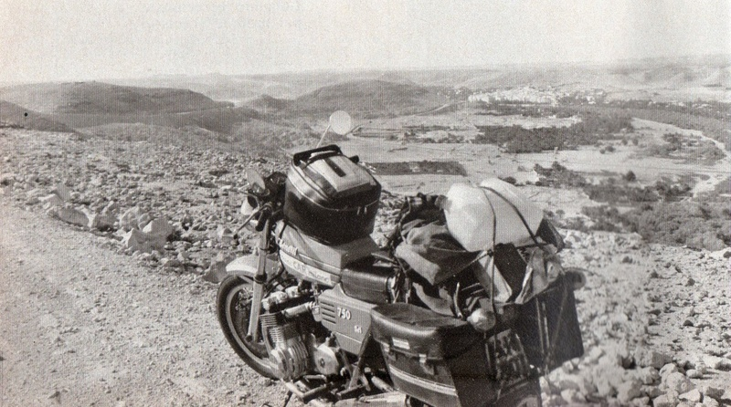 """Images du passé : une """" sei """" en voyage  Be_rai20"""
