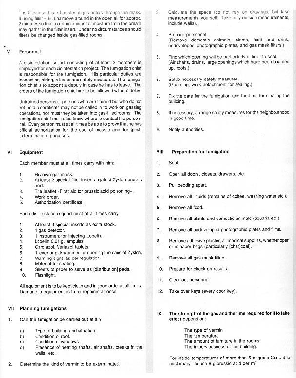 Questions importantes sur les chambres à gaz Zyklon11