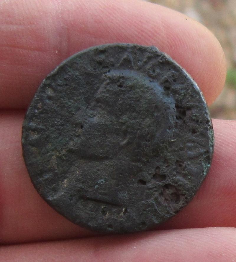 monnaie en bronze Img_8110
