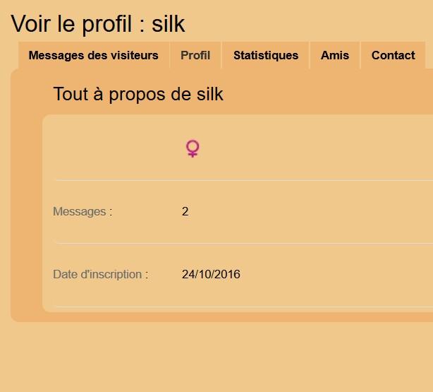 Présentation d'un nouveau membre Silk Silk10