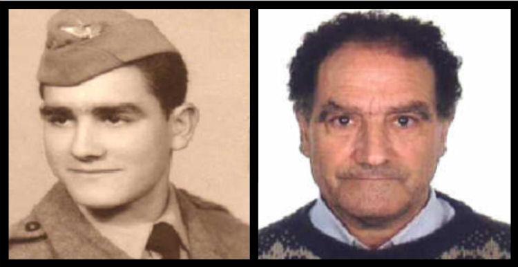 Faleceu o veterano Amável da Silva Salgueiro, Soldado de Abastecimento, da BA9 (Luanda) - 02Out2016 Amavel10