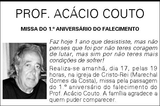 Faleceu o veterano Acácio Couto, PelRec DAIMLER 2107 - 16Jan2010 Anunci10