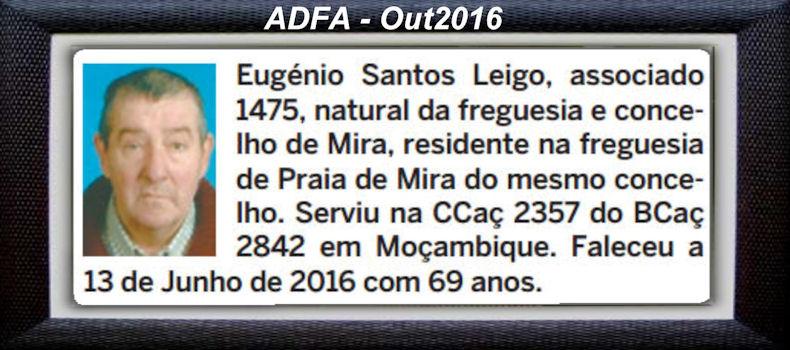 Falecimento de veteranos publicados no Jornal ELO, de Out2016, da ADFA: Eugeni10