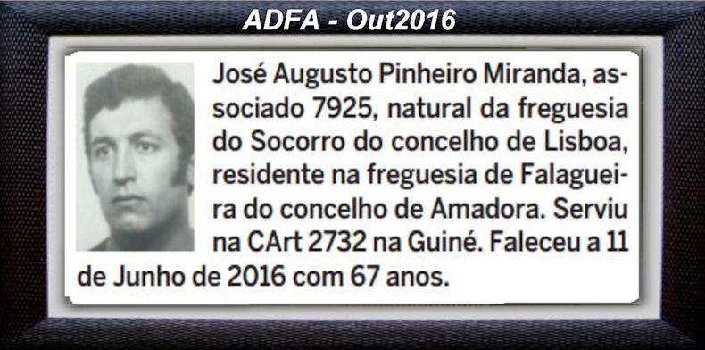Falecimento de veteranos publicados no Jornal ELO, de Out2016, da ADFA: Joseau10