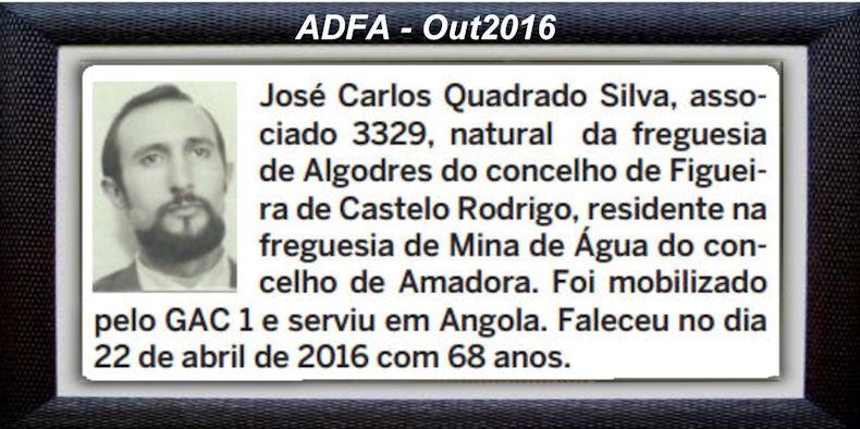 Falecimento de veteranos publicados no Jornal ELO, de Out2016, da ADFA: Joseca10