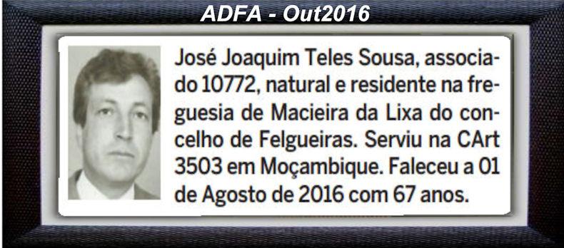 Falecimento de veteranos publicados no Jornal ELO, de Out2016, da ADFA: Josejo10