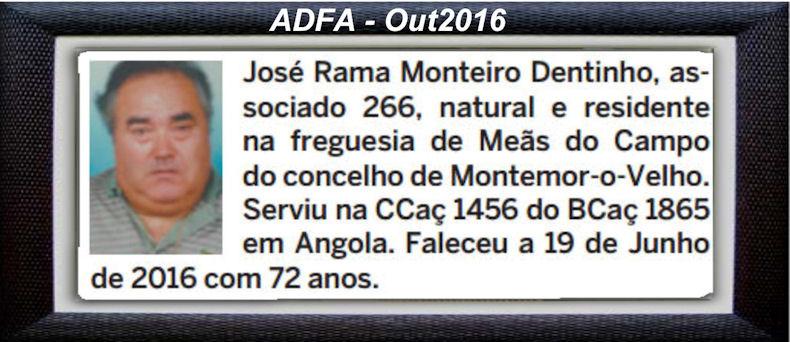 Falecimento de veteranos publicados no Jornal ELO, de Out2016, da ADFA: Josera11