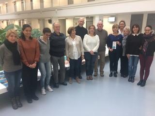 Journée associations de la filière NEUROSPHYNX Groupe10