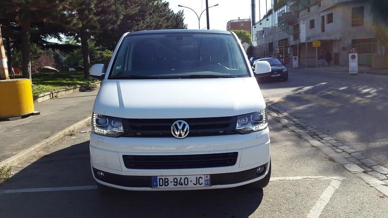 Vends T5 EDITION FOURGON TÔLE COURT TDI 140CH BVM6 210