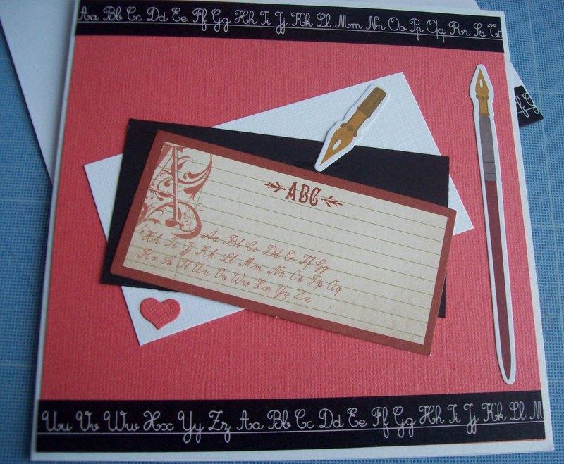 Échange mensuel de cartes : l album  Image22
