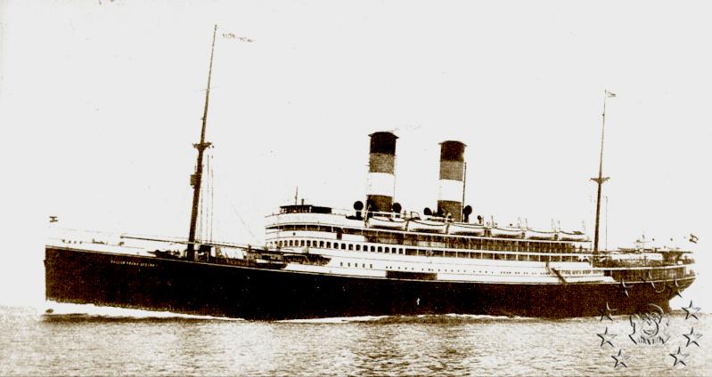 Kaiser Franz Joseph I -Presidente Wilson -Gange -Marco Polo 10_nav10