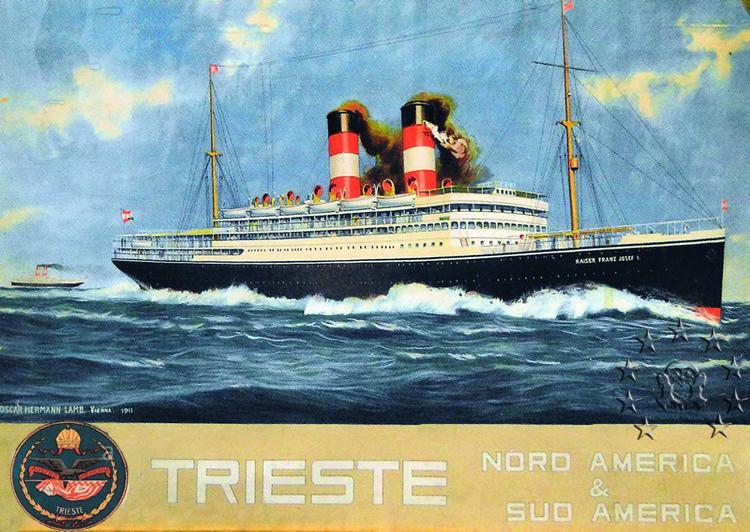 Kaiser Franz Joseph I -Presidente Wilson -Gange -Marco Polo 11_nav10