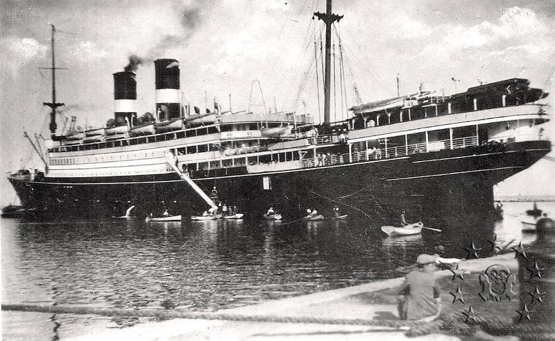 Kaiser Franz Joseph I -Presidente Wilson -Gange -Marco Polo 11_pre10