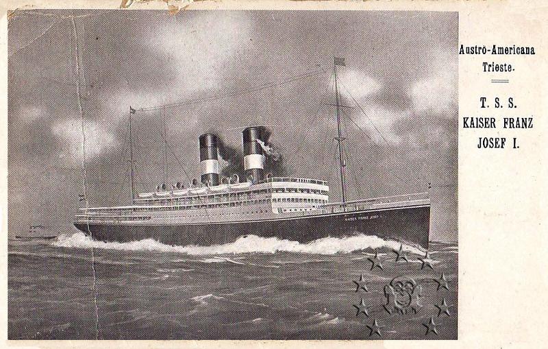 Kaiser Franz Joseph I -Presidente Wilson -Gange -Marco Polo 12_nav10