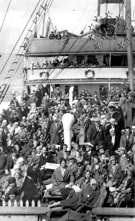 Kaiser Franz Joseph I -Presidente Wilson -Gange -Marco Polo 13_nav10
