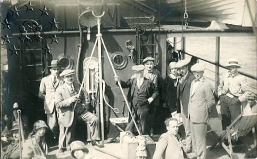 Kaiser Franz Joseph I -Presidente Wilson -Gange -Marco Polo 15_nav10