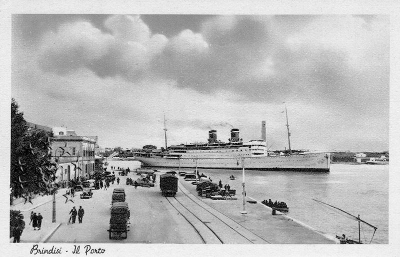 Kaiser Franz Joseph I -Presidente Wilson -Gange -Marco Polo 15_nav11