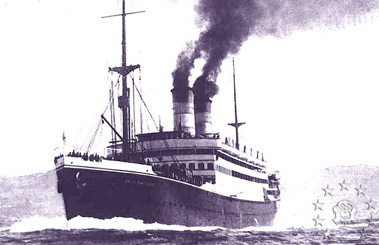 Kaiser Franz Joseph I -Presidente Wilson -Gange -Marco Polo 16_kai11