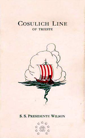 Kaiser Franz Joseph I -Presidente Wilson -Gange -Marco Polo 16_nav10