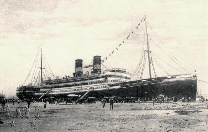 Kaiser Franz Joseph I -Presidente Wilson -Gange -Marco Polo 17_nav10
