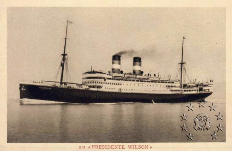Kaiser Franz Joseph I -Presidente Wilson -Gange -Marco Polo 17_nav11