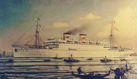 Kaiser Franz Joseph I -Presidente Wilson -Gange -Marco Polo 17_qua10