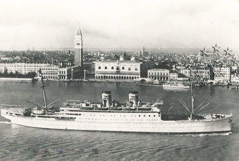 Kaiser Franz Joseph I -Presidente Wilson -Gange -Marco Polo 18_nav12