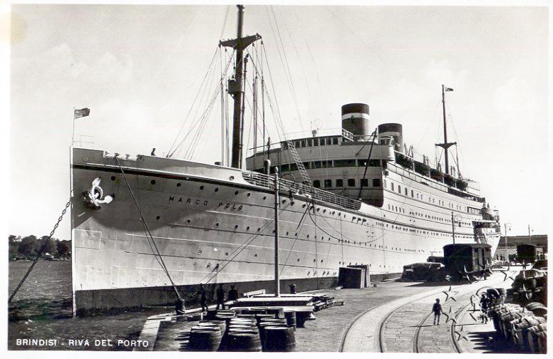Kaiser Franz Joseph I -Presidente Wilson -Gange -Marco Polo 19_nav11