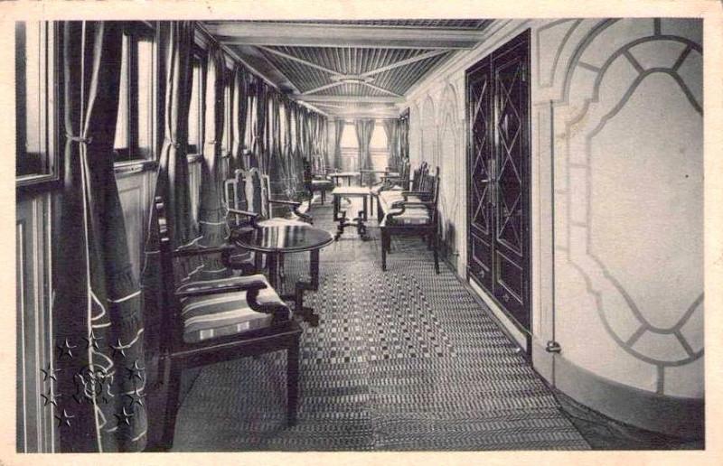 Kaiser Franz Joseph I -Presidente Wilson -Gange -Marco Polo 20_nav10