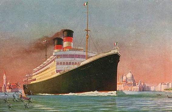 Kaiser Franz Joseph I -Presidente Wilson -Gange -Marco Polo 20_nav11