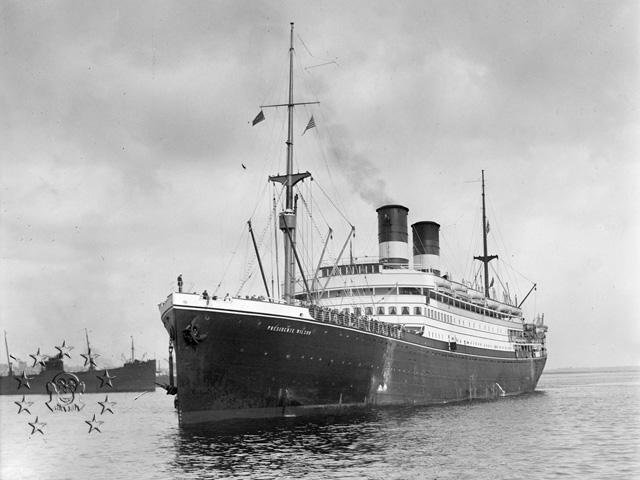 Kaiser Franz Joseph I -Presidente Wilson -Gange -Marco Polo 21_nav11