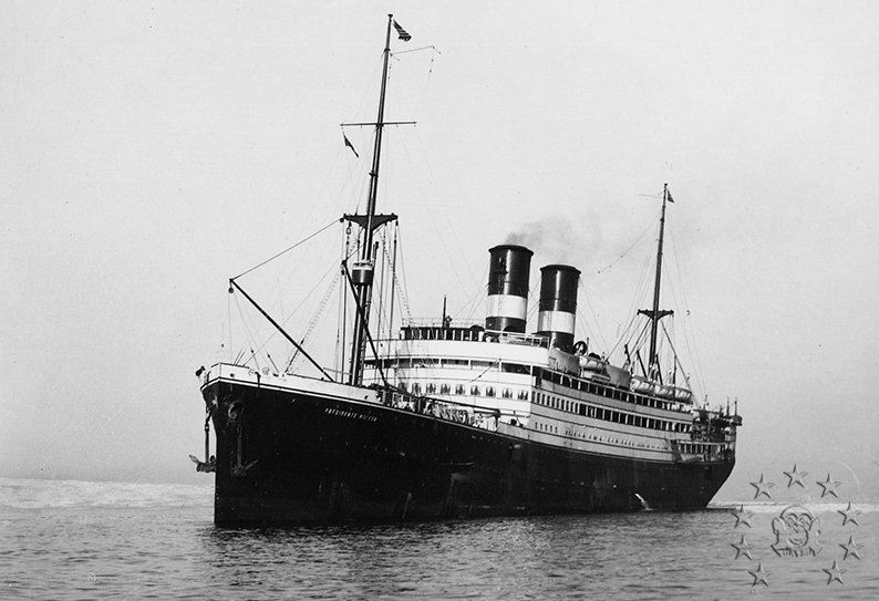 Kaiser Franz Joseph I -Presidente Wilson -Gange -Marco Polo 22_nav11