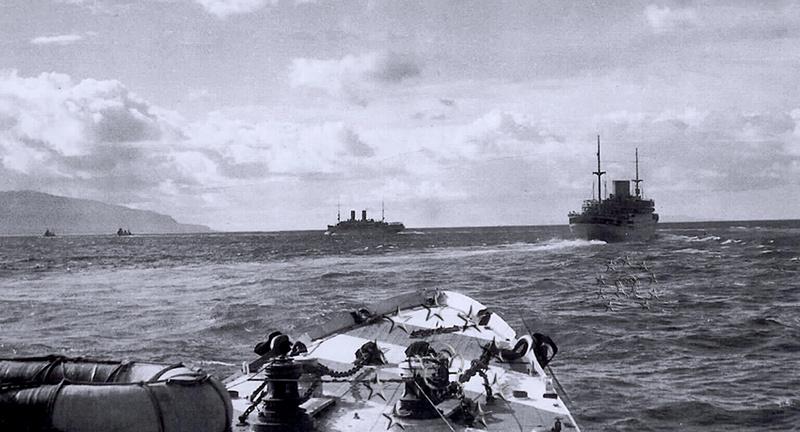 Kaiser Franz Joseph I -Presidente Wilson -Gange -Marco Polo 22_nav12