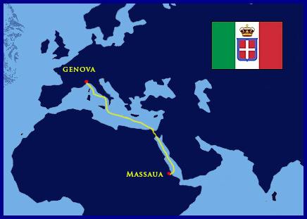 Kaiser Franz Joseph I -Presidente Wilson -Gange -Marco Polo 23_2_r10