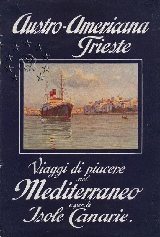 Kaiser Franz Joseph I -Presidente Wilson -Gange -Marco Polo 23_nav10