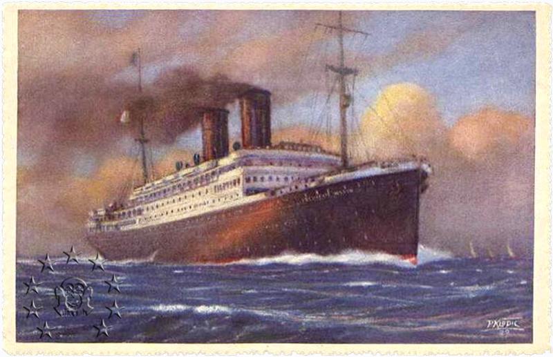Kaiser Franz Joseph I -Presidente Wilson -Gange -Marco Polo 25_llo10