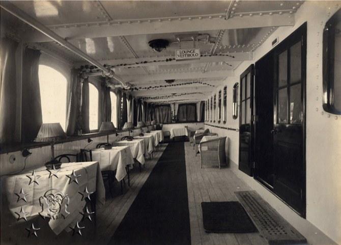 Kaiser Franz Joseph I -Presidente Wilson -Gange -Marco Polo 28_nav11
