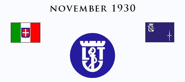 Kaiser Franz Joseph I -Presidente Wilson -Gange -Marco Polo 29_nov13
