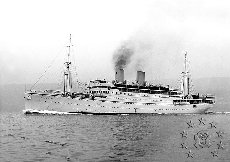 Kaiser Franz Joseph I -Presidente Wilson -Gange -Marco Polo 2_ma1010