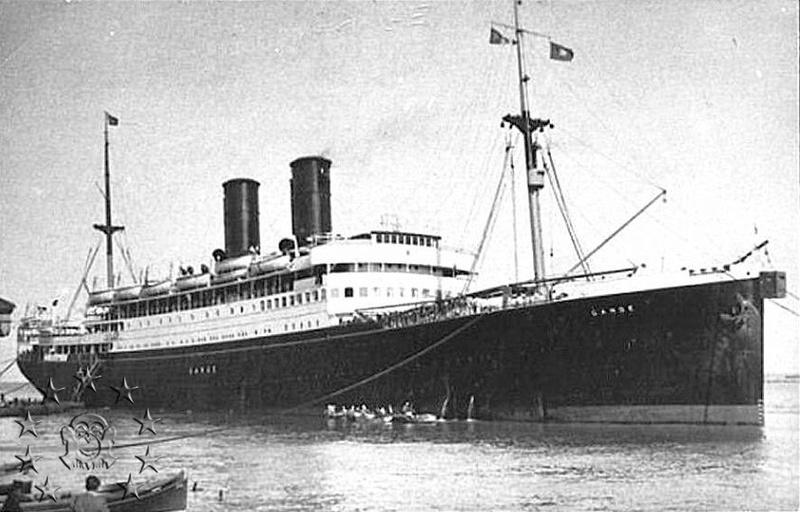 Kaiser Franz Joseph I -Presidente Wilson -Gange -Marco Polo 2_nave11