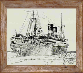 Kaiser Franz Joseph I -Presidente Wilson -Gange -Marco Polo 2_quad10