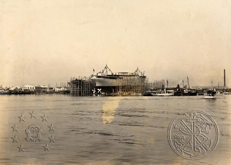 Kaiser Franz Joseph I -Presidente Wilson -Gange -Marco Polo 4_nave10