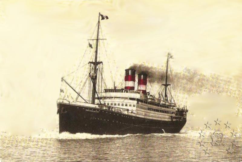 Kaiser Franz Joseph I -Presidente Wilson -Gange -Marco Polo 4_nave11