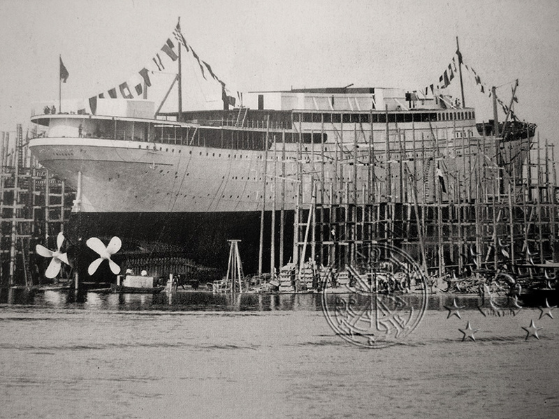 Kaiser Franz Joseph I -Presidente Wilson -Gange -Marco Polo 5_nave10