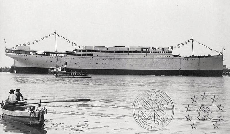 Kaiser Franz Joseph I -Presidente Wilson -Gange -Marco Polo 6_nave10